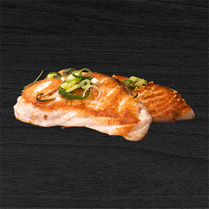 Foto Grilled Salmon