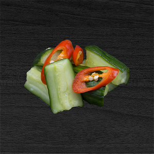 Foto Sweet-and-sour Cucumber